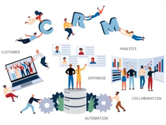 CRM|テレワークツールのブログ